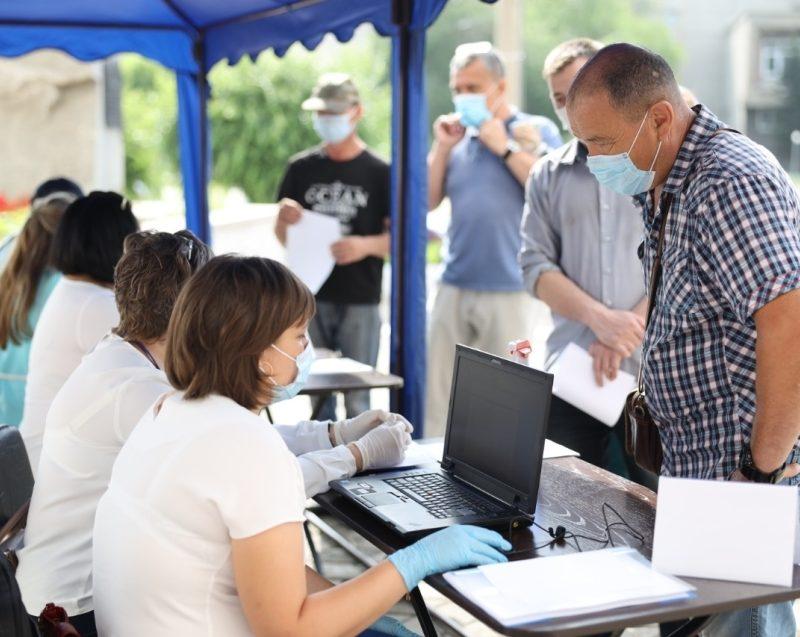 Более 100 человек получили предложения о работе по итогу Кадрового дня в Чите